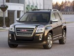2010 GMC Terrain Bows In New York With Class-Leading MPG