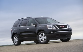 2010 Buick Enclave And 2010 GMC Acadia: Envoys For The New GM