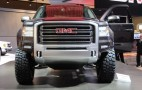 2011 Detroit Auto Show: GMC Sierra All Terrain HD Concept Live Photos