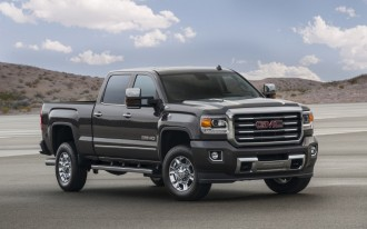 GMC Sierra All Terrain HD Toned Down From Concept To Production