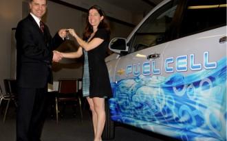 General Motors' Next Generation Of Hydrogen Fuel Cell Vehicles
