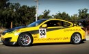 Gogogear Hyundai Genesis Coupe race car