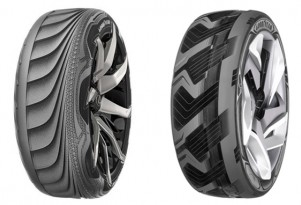 Goodyear Shows Concept Tire That Generates Electricity From Motion