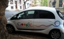 Google-liveried 2012 Mitsubishi i