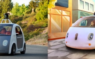 Google Debuts Its First Autonomous Car: Is This The Future Of (Non) Driving?