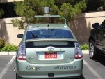 Google's autonomous car