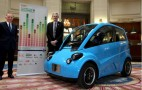 Gordon Murray Design Reveals T.27 Electric Minicar Prototype