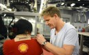 Gordon Ramsay tours Ferrari