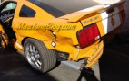 Photos of Shelby GT500 Wrecks and Accidents