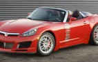 Gravana tuned Saturn Sky at SEMA