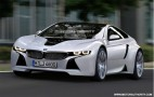 Rendered: BMW Sports Car Based On Vision EfficientDynamics Concept