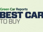 One of these 3 cars will be Green Car Reports' Best Car To Buy 2017