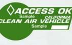 Want To Drive Your Green Car In CA HOV Lanes? Here's How