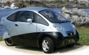 Green Vehicles Triac electric car