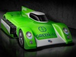 Green4U Panoz Racing GT-EV race car