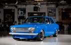 Jay Leno Drives A 1971 Datsun 510: Video
