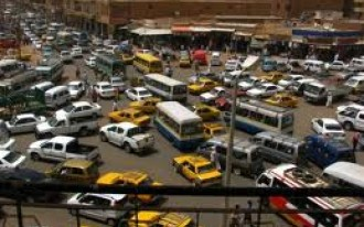 Driving In Chaotic Traffic Nearly As Stressful As Skydiving, Study Finds