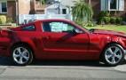 Ebay: 2008 Mustang GT California Special Dead at 8 Miles