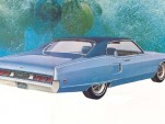 Guilty Pleasure 1970 Mercury Marauder X-100
