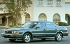 Guilty Pleasure: First-Gen Mitsubishi Diamante