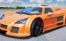 Gumpert Apollo supercar