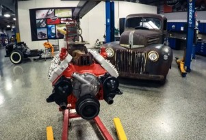 Hagerty rebuilds a Ford Flathead V-8