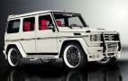 Hamann Typhoon G-Class goes from 0-62mph in 5.1 seconds