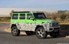 Hardcore Mercedes-AMG G63 Spy Shots