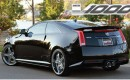 Harold Martin V1000 Cadillac CTS-V Coupe