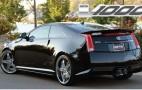 Harold Martin Bringing 1,000-HP Cadillac CTS-V Coupe To SEMA