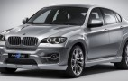 Hartge adds more aggression to BMW's X6 with new styling pack