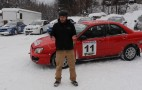 The merits of heel-and-toe vs. clutchless shifting on snow