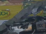 Heikki Kovalainen crashes hard in the 2010 ROC