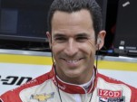 "Helio Castroneves at his ""day job"" - Anne Proffit photo"
