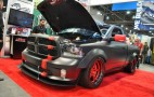 Hellcat-powered Ram Hellfire debuts at SEMA