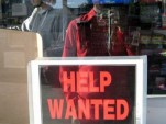 Help Wanted, by Flickr user Egan Snow