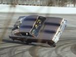 Hemi Under Glass rolling at Irwindale Speedway