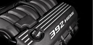 HEMI V-8 engine
