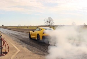 Hennessey HPE700 Supercharged C7 Corvette
