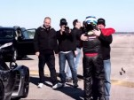 Hennessey Venom GT breaks world speed record