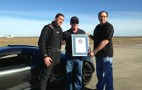 Hennessey Venom GT Hits 186 MPH In 13.63 Seconds, New World Record