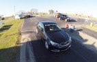 Watch A Hennessey-Tuned Chevy SS Run The Quarter Mile In 11.84 Seconds: Video