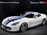 Hennesseys Venom 1000 upgrade for the SRT Viper delivers massive 1,120 horsepower