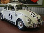 Herbie movie car auction