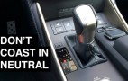 Here are 5 things to never do with an automatic transmission