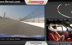 Lap Daytonas Road Course In A Ferrari 458 Challenge Car: Video