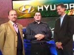 High Gear Media Contest Winner Interviews Hyundai Spokesman
