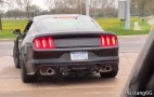 New High-Performance 2015 Ford Mustang Spied: Possible SVO?