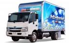 Toyota's Largest, Heaviest Hybrid: Hino 195h Truck