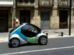 Folding Hiriko Electric Car: The Future Of Car Sharing?